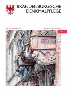 Brandenburgische Denkmalpflege 2015_1
