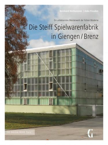 Die Steiff Spielwarenfabrik in Giengen / Brenz