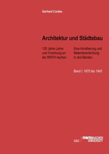 Architektur und Städtebau