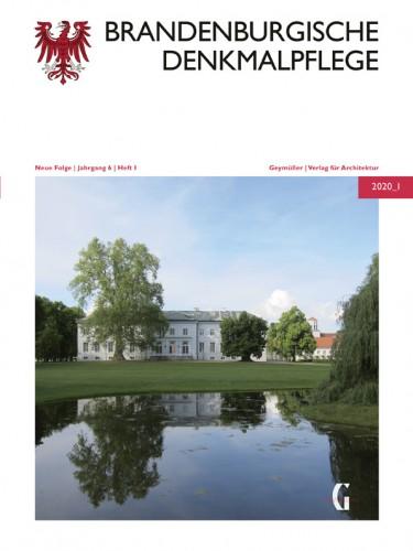 Brandenburgische Denkmalpflege 2020_1